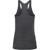 The North Face W's Graphic Play Hard Tank Tnf Dark Grey Heather